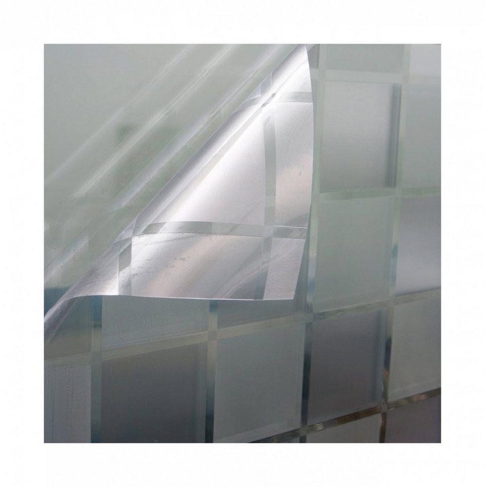 Full Size of Fensterfolie Blickdicht Sichtschutzfolie Tile Wohnzimmer Fensterfolie Blickdicht