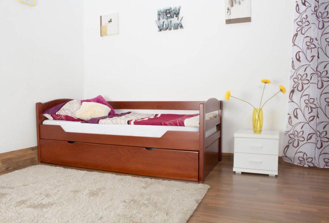 Large Size of Ausziehbett 140x200 Bett Mit Ikea Matratze Und Lattenrost Betten Poco Sonoma Eiche Weiß Günstige Kaufen Paletten Rauch Bettkasten Stauraum Selber Bauen Ohne Wohnzimmer Ausziehbett 140x200