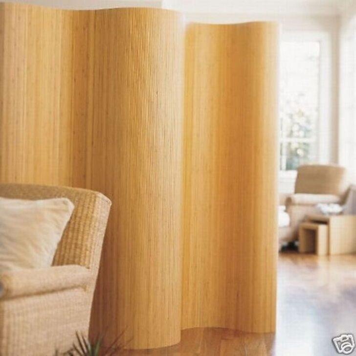 Medium Size of Doppelseitiger Paravent Aus Bambus Garten Bett Wohnzimmer Paravent Bambus