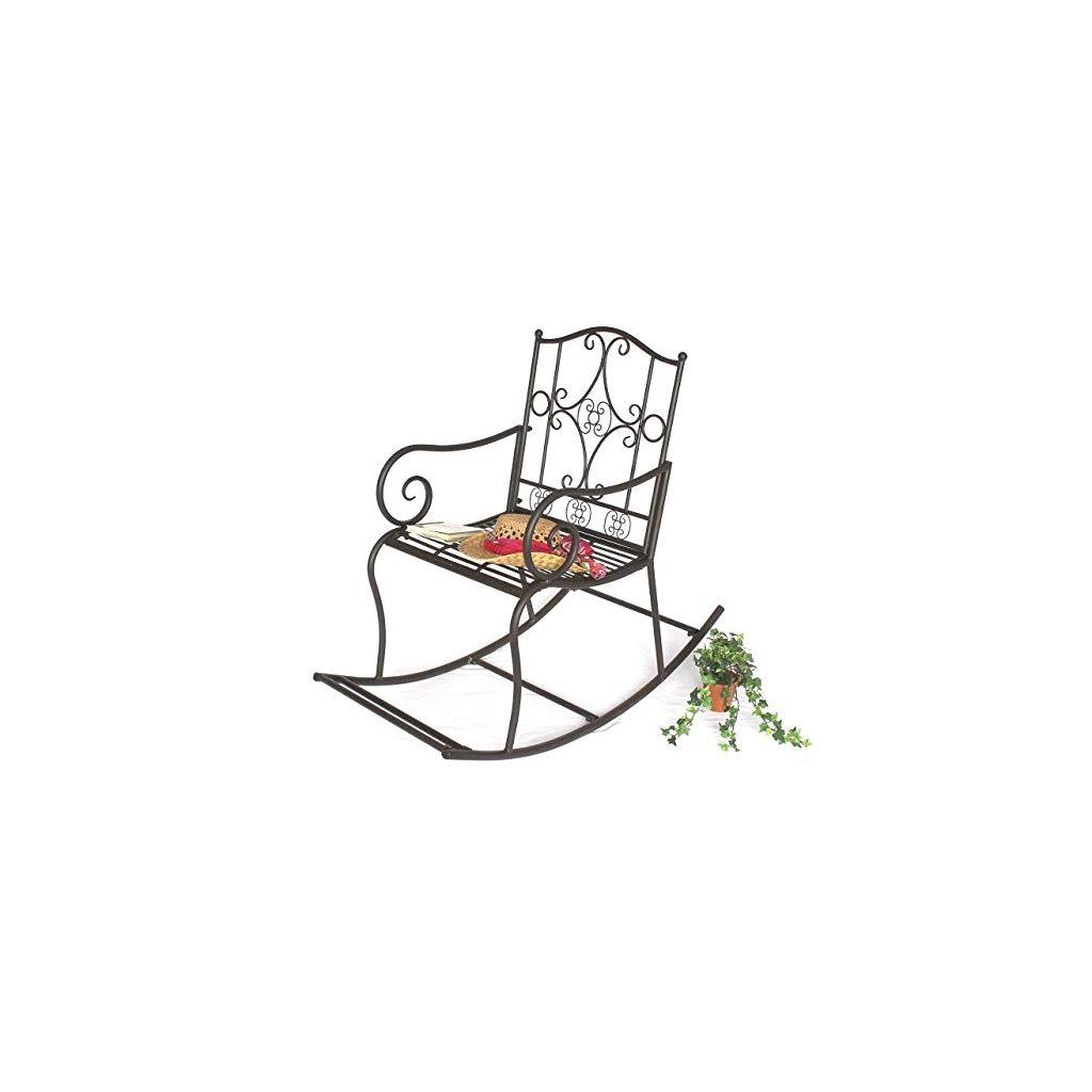 Full Size of Garten Schaukelstuhl Metall Brunnen Im Mein Schöner Abo Gerätehaus Regal Gartenüberdachung Spielhaus Kunststoff Kinderschaukel Spielturm Schwimmingpool Für Wohnzimmer Garten Schaukelstuhl Metall