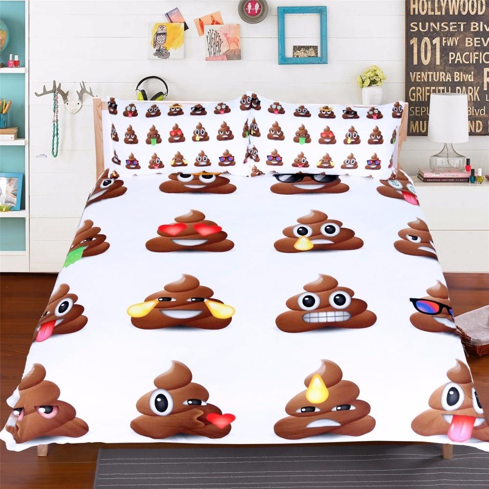 Full Size of Moonpalace Emoji Bettwsche Set Queen Size Fr Lustige T Shirt Sprüche Bettwäsche T Shirt Wohnzimmer Bettwäsche Lustig
