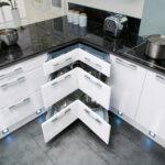 Eckschrank In Der Kche Alle Ecklsungen Im Berblick Wohnzimmer Küchenkarussell