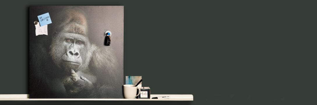 Large Size of Magnetwand Küche Magnetbilder Knstlerisch Beduckte Magnettafeln Von Kunstkopiede Vinylboden Modulküche Ikea Tapeten Für Günstige Mit E Geräten Wohnzimmer Magnetwand Küche