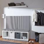 Ikea Hack Aus Kallawird Eine Garderobenbank Miniküche Küche Kosten Betten Bei Modulküche 160x200 Kaufen Sofa Mit Schlaffunktion Wohnzimmer Ikea Küchenbank