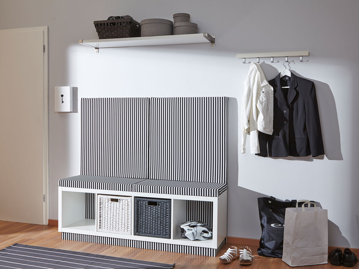 Full Size of Ikea Hack Aus Kallawird Eine Garderobenbank Miniküche Küche Kosten Betten Bei Modulküche 160x200 Kaufen Sofa Mit Schlaffunktion Wohnzimmer Ikea Küchenbank