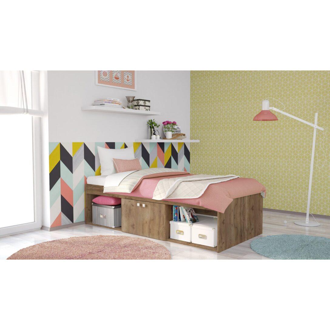 Large Size of Kinderbett Stauraum Polini Kids Jugendbett Stauraumbett Simple Grau Bett Mit 160x200 200x200 140x200 Betten Wohnzimmer Kinderbett Stauraum