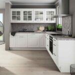 Landhausküche Einrichten Wohnzimmer Kleine Landhauskche Helle In L Form Mit Granit Landhausküche Weiß Badezimmer Einrichten Grau Küche Weisse Moderne Gebraucht