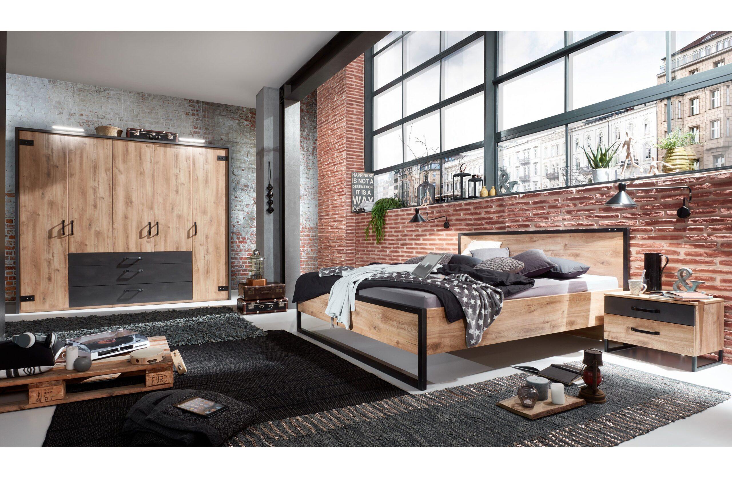Full Size of Wimedetroit Schlafzimmer Im Industrial Style Mbel Letz Ihr Bett Konfigurieren 120 Cm Breit Ohne Füße Jugendzimmer Bettkasten Tagesdecken Für Betten Wasser Wohnzimmer Bett Industrial Style