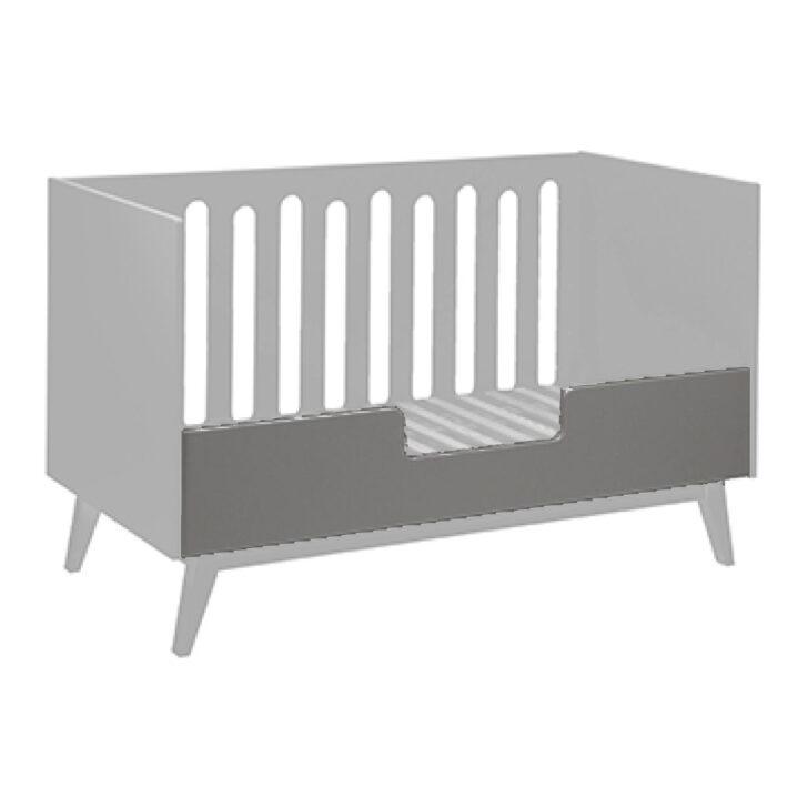 Quatrendy Rausfallschutz Fr Kinderbett 70x140 Cm Bett Schwarz Weiß 180x200 Schwarze Küche Schwarzes Wohnzimmer Babybett Schwarz