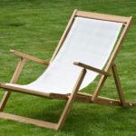 Liegestuhl Wetterfest Garten Auflage Holz Klappbar Balkon Jan Kurtz Antibes Deckchair Wohnzimmer Liegestuhl Wetterfest