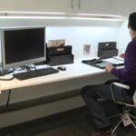 Klappbares Doppelbett Bauen Bett Hfele Mit Tavoletto In Sekunden Vom Schreibtisch Zum Youtube Ausklappbares Wohnzimmer Klappbares Doppelbett