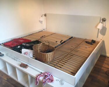 Rausfallschutz Selbst Gemacht Wohnzimmer Rausfallschutz Selbst Gemacht Familienbett Aus Kallaregalen Einfach Selber Machen Küche Zusammenstellen Bett