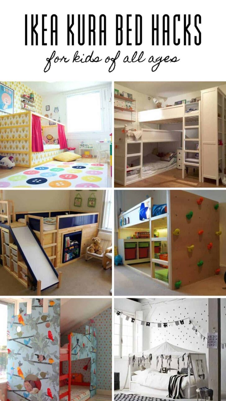 Medium Size of Kura Hack Find Out A Boring Bed Into Something Really Special Wohnzimmer Kura Hack