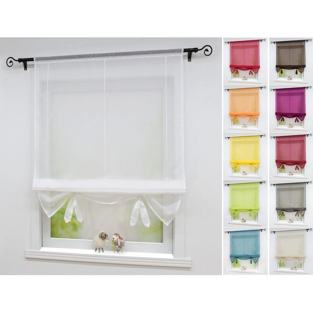 Large Size of Raffrollo Kche Modern Kchenfenster Shabby Schlaufen Tapeten Fr Küche Wohnzimmer Raffrollo Küchenfenster