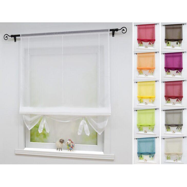 Medium Size of Raffrollo Kche Modern Kchenfenster Shabby Schlaufen Tapeten Fr Küche Wohnzimmer Raffrollo Küchenfenster
