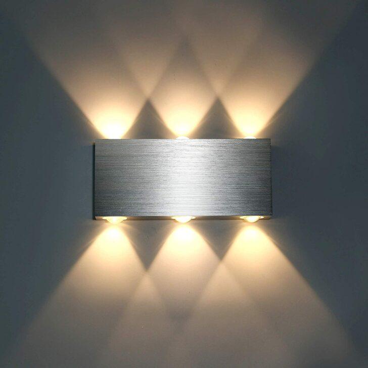Medium Size of 12w Led Wandleuchte Innen Modern Wandlampe Wohnzimmer Schlafzimmer Stehlampe Schrank Klimagerät Für Komplett Massivholz Tapeten Weißes Teppich Truhe Set Mit Wohnzimmer Schlafzimmer Wandlampen