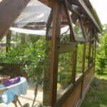 Gewächshaus Holz Glas Gewchshaus Aus Garten Bad Unterschrank Regal Naturholz Holzhaus Holzküche Massivholz Bett Spielhaus Fliesen Holzoptik Betten Wohnzimmer Gewächshaus Holz