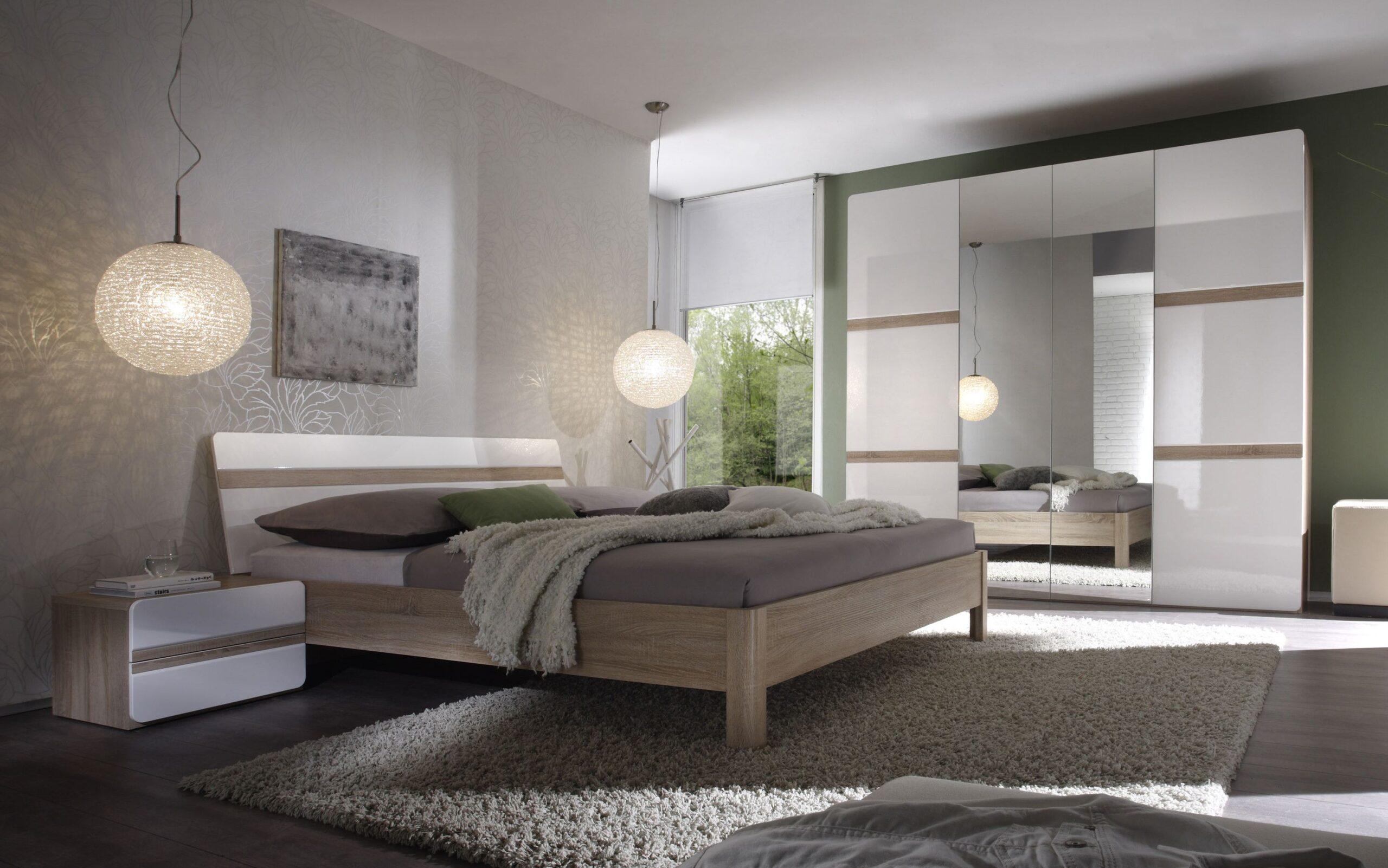 Full Size of Schlafzimmer Komplett Modern Luxus Set Weiss Massiv Mit Bett 180 200 Cm Hochglanz Eiche Sonoma Komplette Lampe Bad Komplettset Komplettangebote Weiß Modernes Wohnzimmer Schlafzimmer Komplett Modern