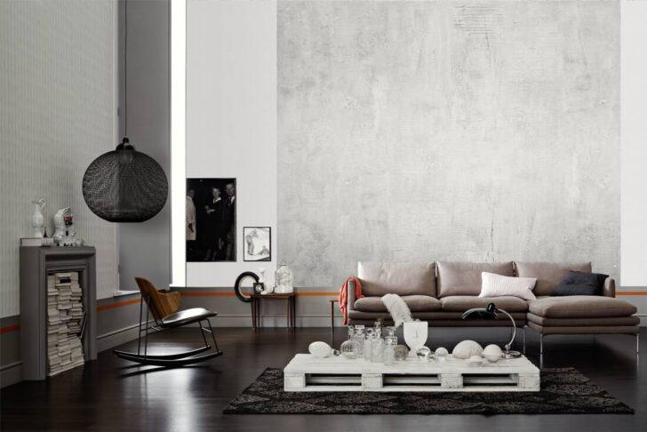 Medium Size of Fototapete Grau Livingwalls Wand 470921 Sofa Stoff Weiß Esstisch Xxl Wohnzimmer Graues Bett Küche Regal Big 2er 3er Hochglanz Wohnzimmer Fototapete Grau