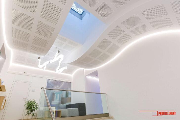 Medium Size of Decke Beleuchtung Wohnzimmer Ideen Led Profilelement Lichtdesign Konzept Realisierungxd83exdd47 Pendelleuchte Deckenlampe Deckenlampen Deckenleuchte Indirekte Wohnzimmer Decke Beleuchtung Wohnzimmer Ideen