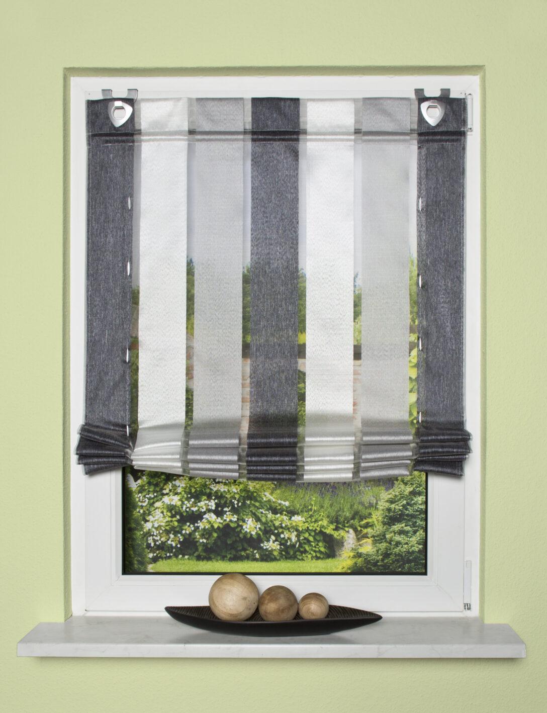 Large Size of Brambly Cottage Raffrollo Bewertungen Wayfairde Küchen Regal Küche Wohnzimmer Küchen Raffrollo