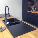 Cocoon Modulküche Wohnzimmer Cocoon Modulküche Waschbecken Schwarz Von Bo Auf Interior Kchen Layouts Holz Ikea