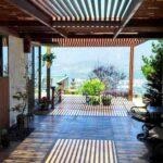 Moderne Terrassenberdachung 60 Verschiedene Ideen Loungemöbel Garten Holz Bett Modern Design Esstisch Rustikal Modernes Massiv Esstische Bad Unterschrank Wohnzimmer Holz Pergola Modern
