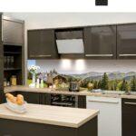 Küchenrückwand Laminat Kchenrckwand Hart Pvc Selbstklebend Berge Alpen Urlaub Panorama Für Küche Fürs Bad Badezimmer Im In Der Wohnzimmer Küchenrückwand Laminat