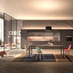 Jalousieschrank Küche Glas Convivio Smart Kitchen Entspannter Kochen Offener Kommunizieren Günstige Mit E Geräten Eckküche Elektrogeräten Vollholzküche Wohnzimmer Jalousieschrank Küche Glas
