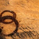 Flecken Vollholzküche Massivholzküche Holzküche Wohnzimmer Holzküche Auffrischen