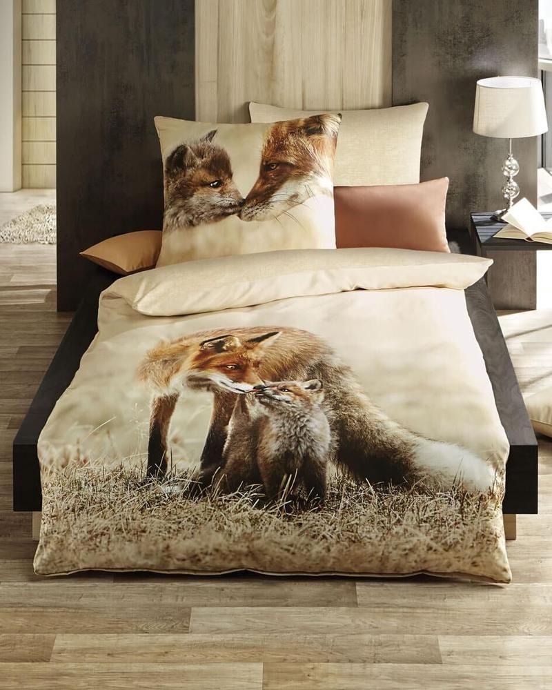 Full Size of Lustige Bettwäsche 155x220 Kaeppel Satin Bettwsche Familienbande Fuchs Natur Braun 135x200 Sprüche T Shirt T Shirt Wohnzimmer Lustige Bettwäsche 155x220