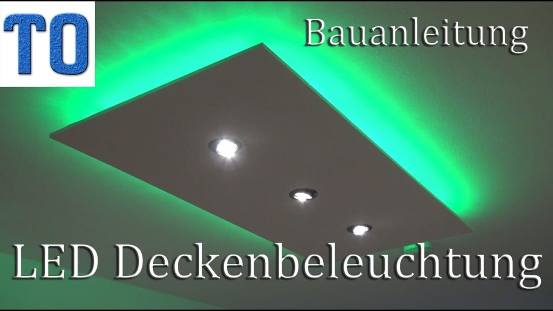 Large Size of Deckenleuchten Wohnzimmer Led Deckenleuchte Selber Bauen Direktes Und Indirektes Licht Deckenlampen Modern Lampen Leder Sofa Stehlampe Pendelleuchte Spot Wohnzimmer Deckenleuchten Wohnzimmer Led