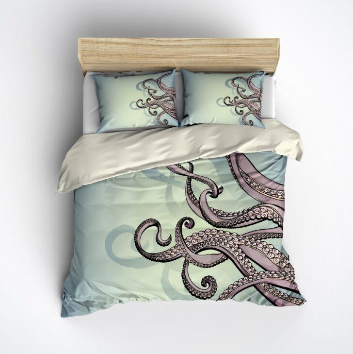 Medium Size of Octopus Betten Purple Tentacle Bedding Cream Federbetten Massivholz Jensen Team 7 De Luxus Landhausstil Joop Boxspring Amazon Französische Billige Test Aus Wohnzimmer Octopus Betten