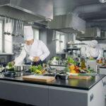 Küchenabluft Entlftung In Gastronomie Wohnzimmer Küchenabluft