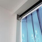 Vorhänge Schiene Wohnzimmer Vorhänge Schiene Buer Kg Shop 300 3mm Pvc Lamellen Streifen Klar Vorhang Küche Schlafzimmer Wohnzimmer