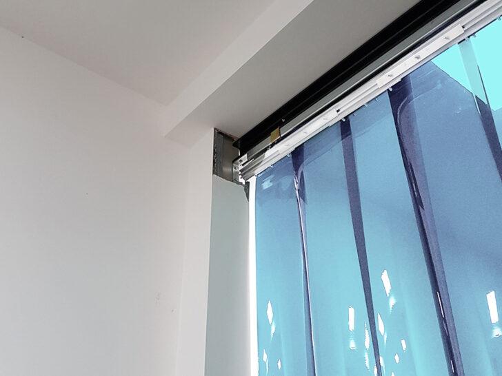 Medium Size of Vorhänge Schiene Buer Kg Shop 300 3mm Pvc Lamellen Streifen Klar Vorhang Küche Schlafzimmer Wohnzimmer Wohnzimmer Vorhänge Schiene