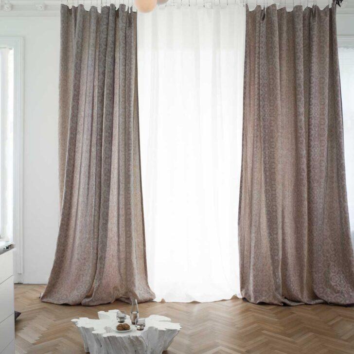 Medium Size of Vorhänge Vorhang Chamisso Leitner Leinen Küche Wohnzimmer Schlafzimmer Wohnzimmer Vorhänge
