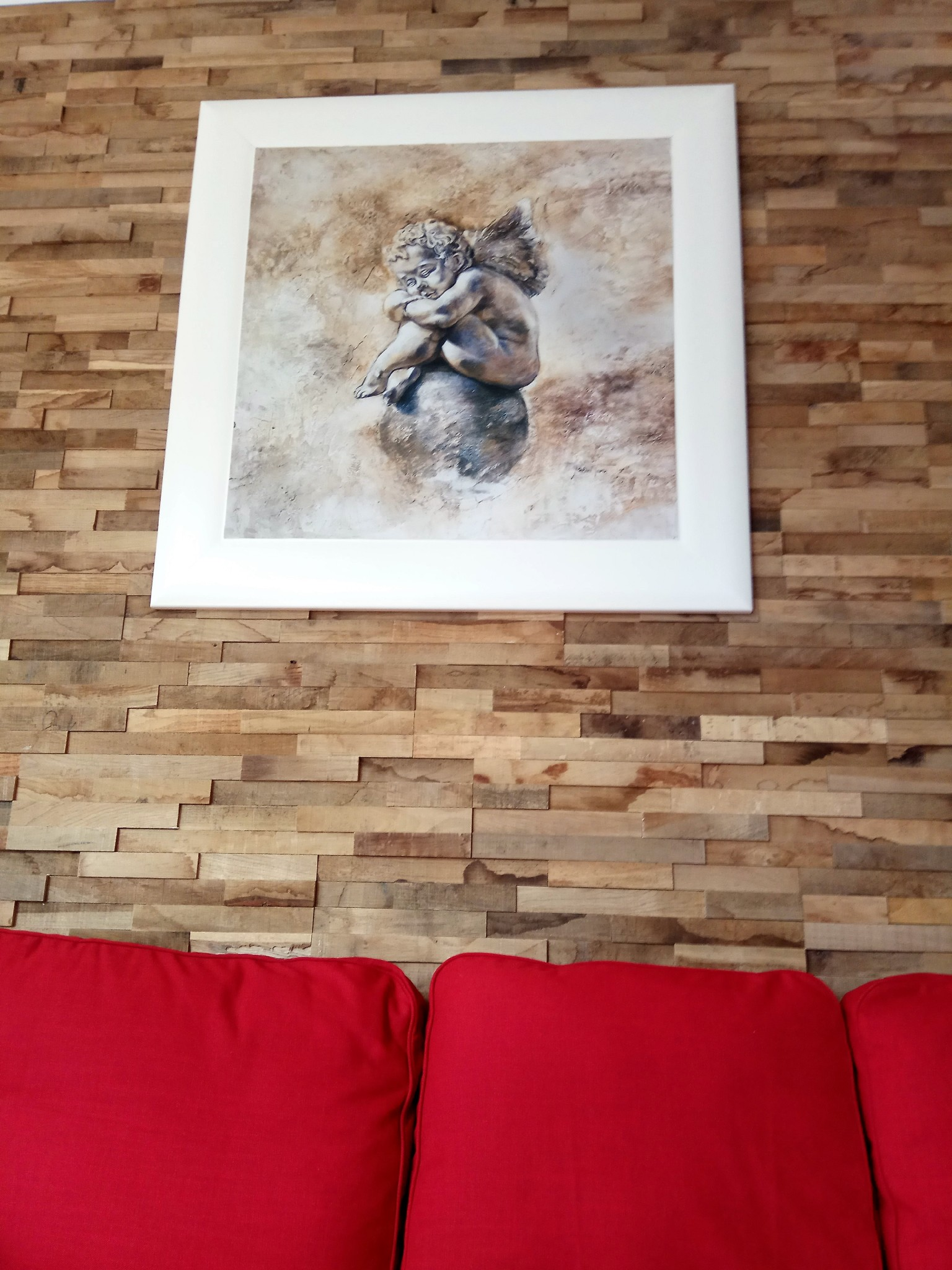 Full Size of Holzpaneele Harmony Natur Aus Eichenholz Als Wandgestaltung Natura Sofa Indirekte Beleuchtung Wohnzimmer Heizkörper Bilder Modern Vorhänge Kamin Stehleuchte Wohnzimmer Bilder Wohnzimmer Natur
