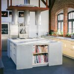 Küche Sideboard Mit Arbeitsplatte Wohnzimmer Küche Sideboard Mit Arbeitsplatte Beton Kchen Kaufen Bett Schubladen 180x200 Tapeten Für Einbauküche Selber Bauen Einbau Mülleimer Industriedesign