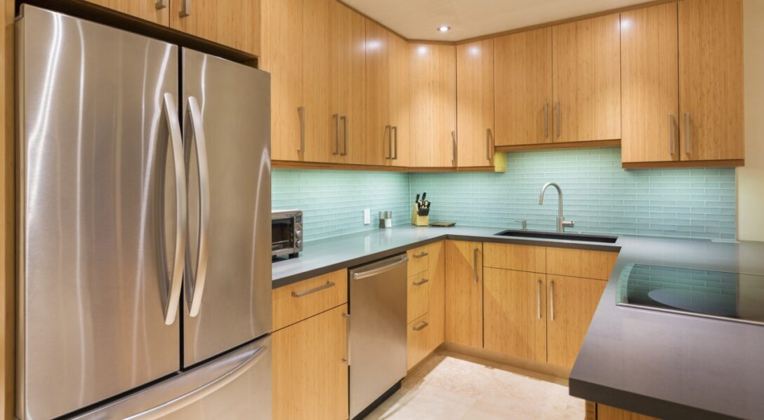 Large Size of Holzküche Auffrischen Holzkche Landhausstil Streichen Welche Farbe Neu Vollholzküche Massivholzküche Wohnzimmer Holzküche Auffrischen