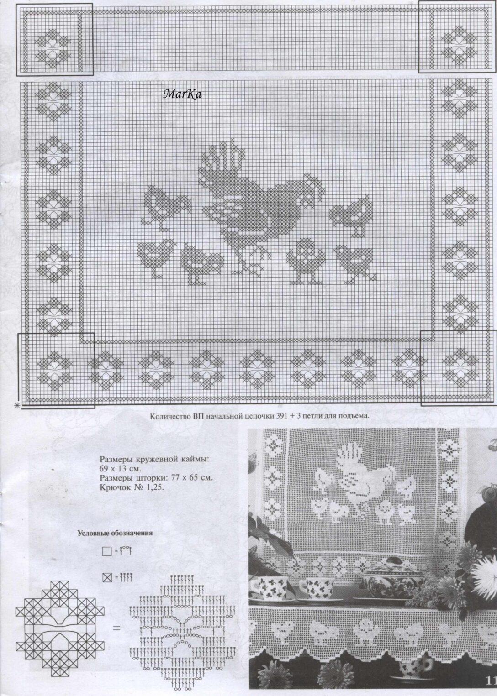 Large Size of Küchegardinen Häkeln Anleitung Window Crochet Chicken Kitchen Grandma Mit Bildern Hkeln Wohnzimmer Küchegardinen Häkeln Anleitung