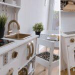 Lidl Küchen Diy Kinderkche Ikea Hack En 2020 Customiser Cuisine Regal Wohnzimmer Lidl Küchen
