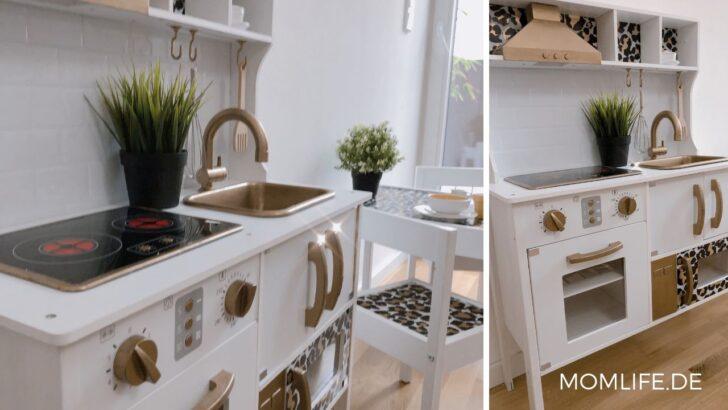 Medium Size of Lidl Küchen Diy Kinderkche Ikea Hack En 2020 Customiser Cuisine Regal Wohnzimmer Lidl Küchen