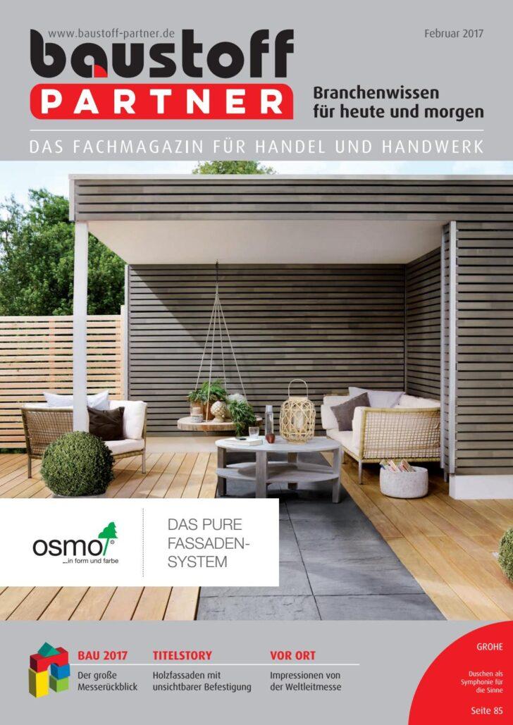 Medium Size of Baustoffpartner Februar 2017 By Sbm Verlag Gmbh Drutex Fenster Test Wohnzimmer Drutex Erfahrungen Forum
