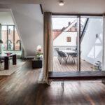 Dachgeschosswohnung Wohnzimmer Einrichten Kleine Beispiele Schlafzimmer Ikea Ideen Pinterest Bilder Tipps Küche Badezimmer Wohnzimmer Dachgeschosswohnung Einrichten