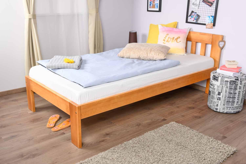 Full Size of Bauernbett 90x200 Kiefer Kaufen Bett Mit Bettkasten Weißes Weiß Schubladen Lattenrost Und Matratze Betten Wohnzimmer Bauernbett 90x200