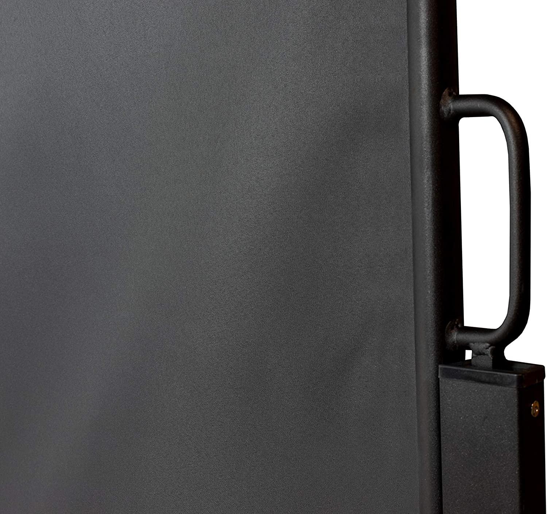 Full Size of Sichtschutz Metall Hornbach Amazonde Hausratplus Alu Seitenmarkise Seitenrollo Osoltus Hhe Garten Wpc Fenster Sichtschutzfolie Sichtschutzfolien Für Regal Wohnzimmer Sichtschutz Metall Hornbach