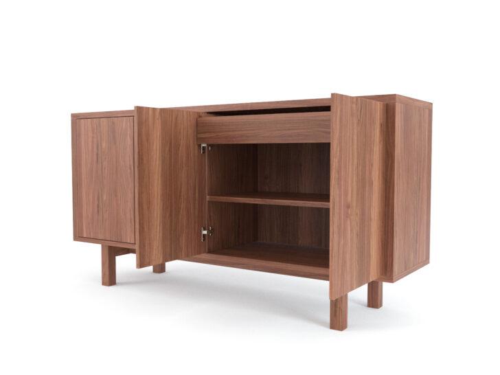 Medium Size of Ikea Sideboard Stockholm 02 3d Modell Turbosquid 1215115 Anrichte Küche Miniküche Kaufen Sofa Mit Schlaffunktion Betten Bei Kosten 160x200 Modulküche Wohnzimmer Anrichte Ikea