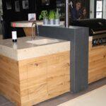 Mobile Outdoorküche Outdoorkche Naturstein Gasgrill Zapfanlage Küche Wohnzimmer Mobile Outdoorküche