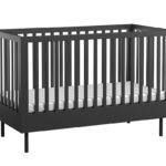 Babybett Schwarz Cute 140x70 Online Kaufen Bei Zimmeria Bett Weiß 180x200 Schwarze Küche Schwarzes Wohnzimmer Babybett Schwarz